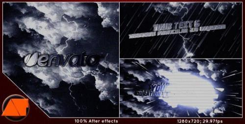 Videohive - Rain