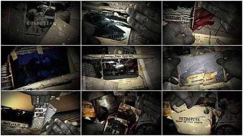 Videohive - Detective