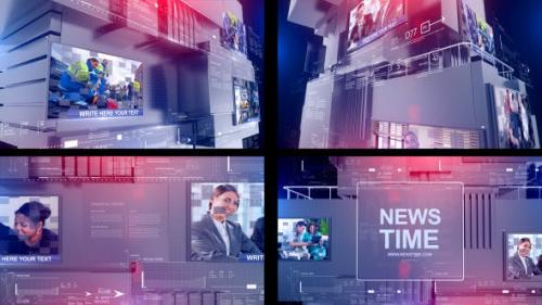 Videohive - News Time