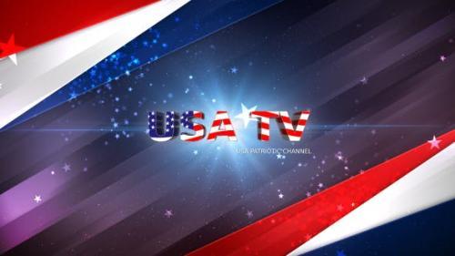 Videohive - USA Patriotic Broadcast Pack