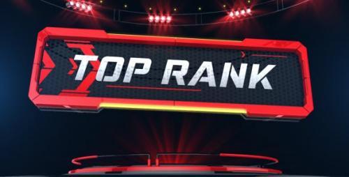 Videohive - Top Rank Fighting