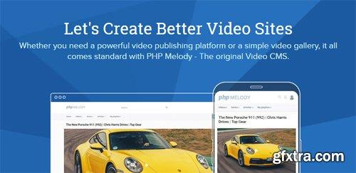 PHP Melody v3.0 - Video CMS