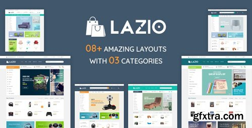 ThemeForest - Lazio v1.2 - Multipurpose Responsive Opencart 2.3 & 3.x Theme - 20985776
