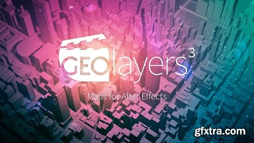 GEOlayers 3 v1.0 for After Effects