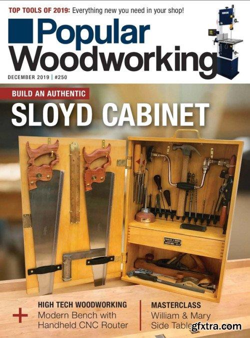 Popular Woodworking - December 2019