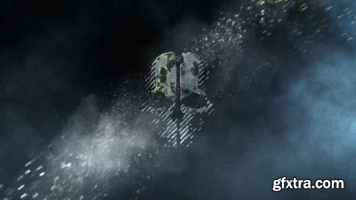 VideoHive Ghost Epic Logo Reveal 24723339