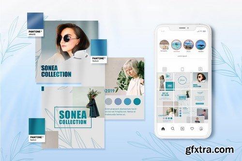 Fashion Store - Instagram Puzzle