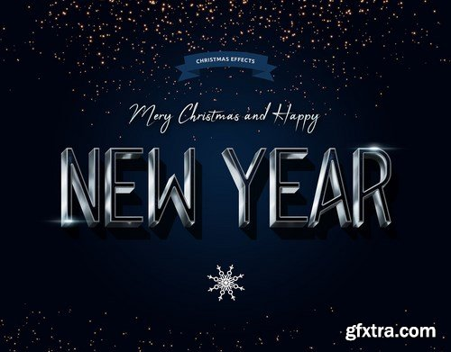 GraphicRiver - Christmas Text Effects 22915802