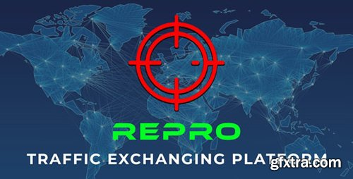 CodeCanyon - Repro v1.0 - Traffic Exchanging Platform - 22415655 - NULLED
