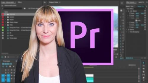 Udemy - Adobe Premiere Pro CC: Complete A Video Editing Project
