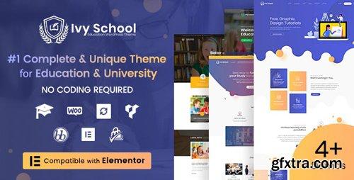 ThemeForest - IvyPrep v1.3.2 - Education & School WordPress Theme - 22773871 - NULLED