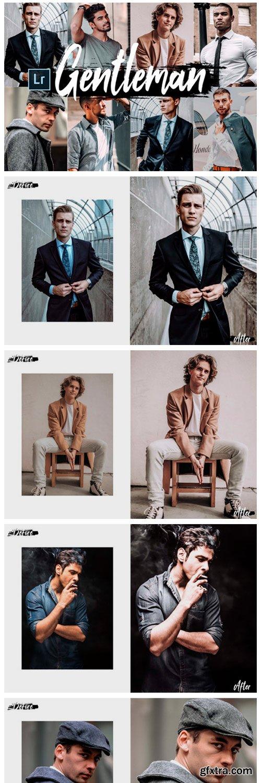 05 Gentleman Photoshop Actions, ACR 1991145