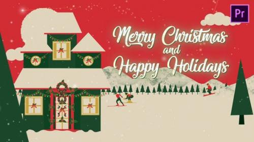Videohive - Christmas Vacation