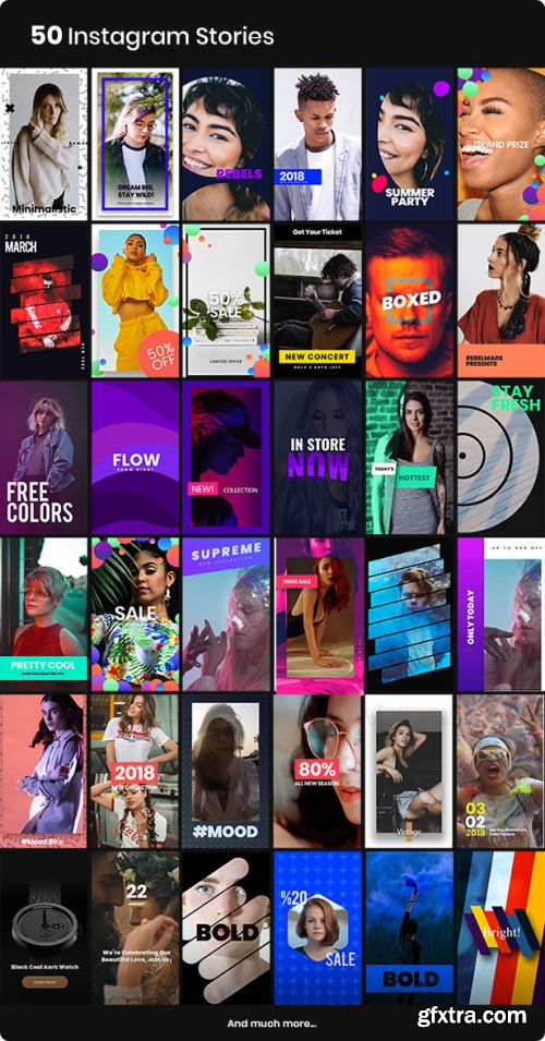 Videohive - Infinity Tool - The Biggest Pack for Video Creators V.3 - 23736432