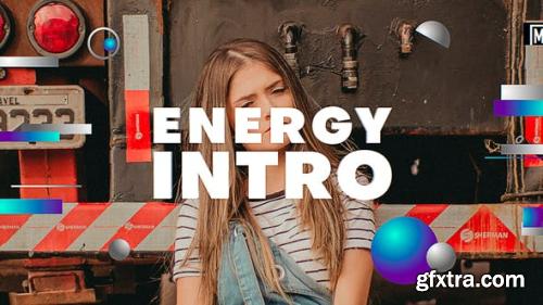 Videohive Energy Intro 23715285