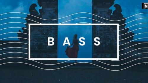 Videohive - Bass Snap Opener