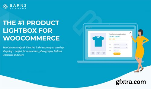 WooCommerce Quick View Pro v1.2 - NULLED - Barn2