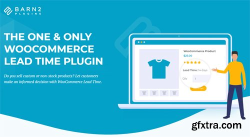 WooCommerce Lead Time v1.0.1 - NULLED - Barn2