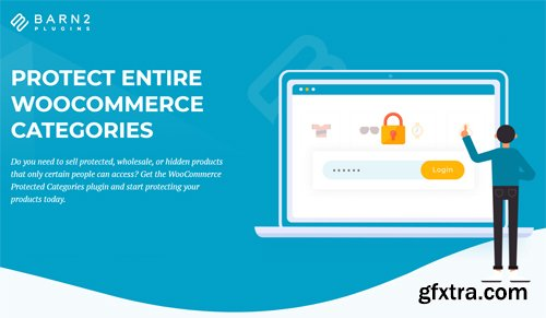WooCommerce Protected Categories v2.3.1 - NULLED - Barn2