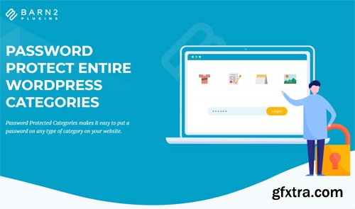 Password Protected Categories v1.3.4 - NULLED - Barn2