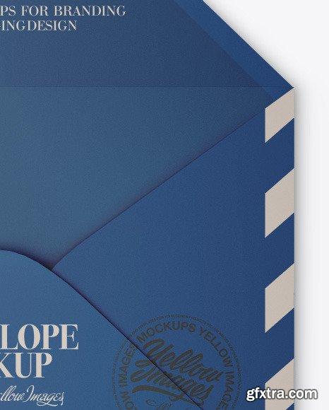 Matte Envelope Mockup 50888