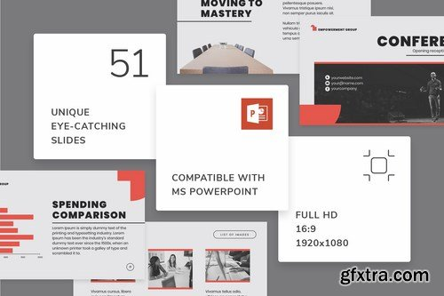 Conference PowerPoint Presentation Template