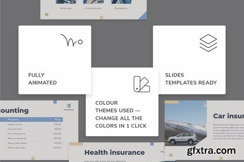 Insurance Agency PowerPoint Presentation Template