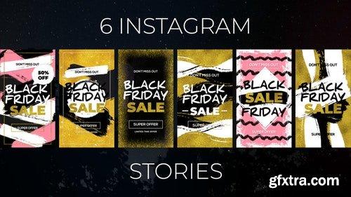 MotionArray Black Friday Instagram Stories 314693