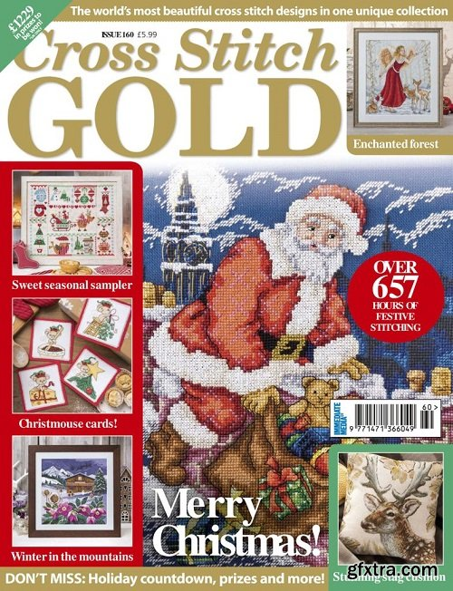 Cross Stitch Gold - Issue 160 2019