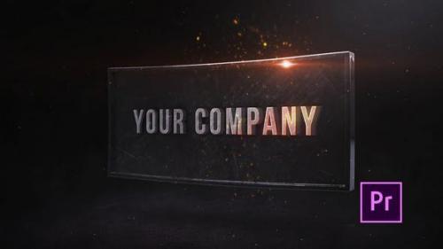 Videohive - Industrial Impact Title - Premiere Pro