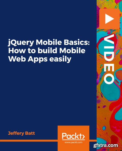 Packt - jQuery Mobile Basics: How to build Mobile Web Apps easily