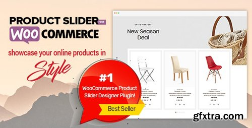 CodeCanyon - Product Slider For WooCommerce v3.0.0 - Woo Extension to Showcase Products - 22645023