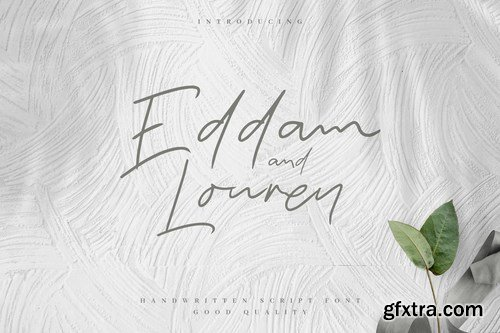 Eddam And Louren - Elegant Signature