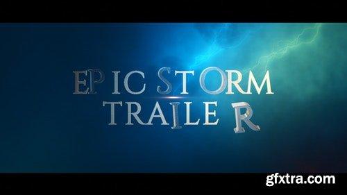 MotionArray Epic Storm Clouds Trailer 313596