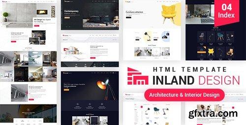 ThemeForest - Inland Design v1.0 - Responsive HTML Template - 24913915