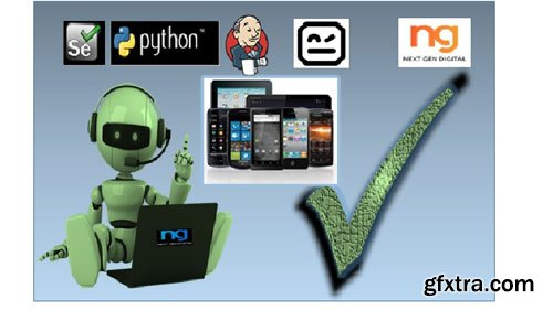 Mobile Automation with Robot Framework (RED, Appium, Python)