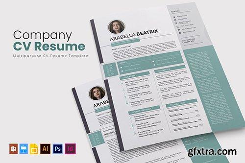 Company | CV & Resume
