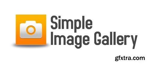 Simple Image Gallery Pro v3.6.7 - Joomla Extension