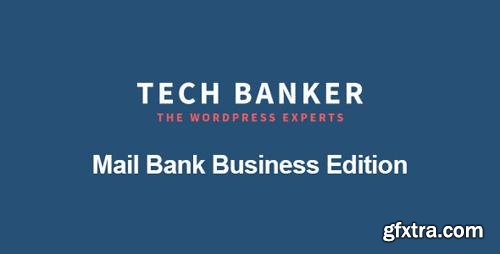 Mail Bank Business Edition v3.1.52 - SMTP Plugin that Solve Your Email Deliverability Issues - NULLED