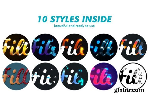 Videohive AutoFill - Automatically Animate Titles, Logo Reveals, Animate Icons 25015480