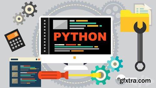 Python Programming Bootcamp (Updated 10/2019)
