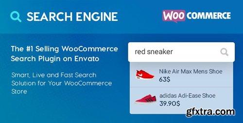 CodeCanyon - WooCommerce Search Engine v2.1.3 - 15685698