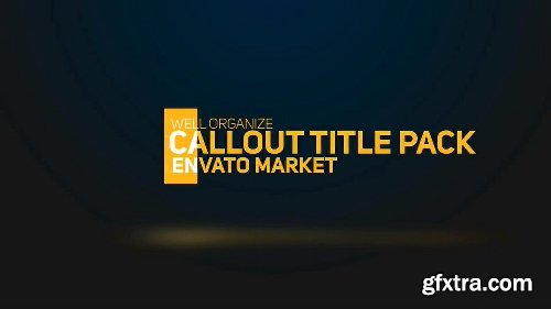 Videohive 870 Title Animations 9006125 (With 24 September 19 Update)
