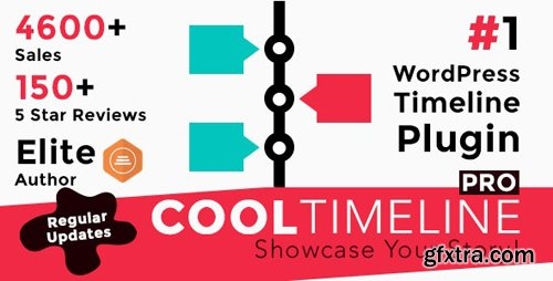 CodeCanyon - Cool Timeline Pro v3.3 - WordPress Timeline Plugin - 17046256