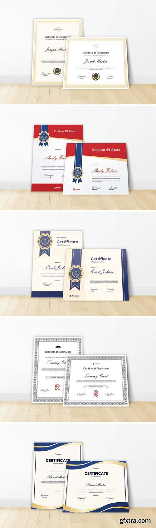 Certificate Bundle 6