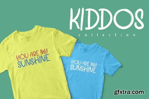 Hellominy Highlight Kids Font