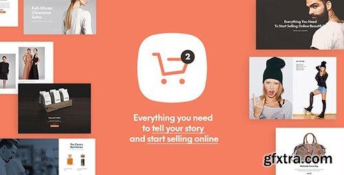 ThemeForest - Shopkeeper v2.9.10 - eCommerce WP Theme for WooCommerce - 9553045