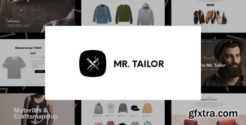 ThemeForest - Mr. Tailor v2.9.10 - Fashion and Clothing Online Store Theme for WooCommerce - 7292110