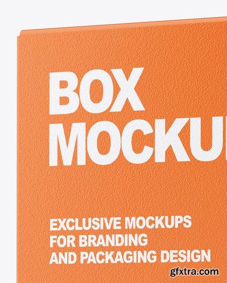 Paper Box Mockup 51589