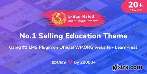 ThemeForest - Education WordPress Theme   Eduma v4.2.0 - 14058034 - NULLED